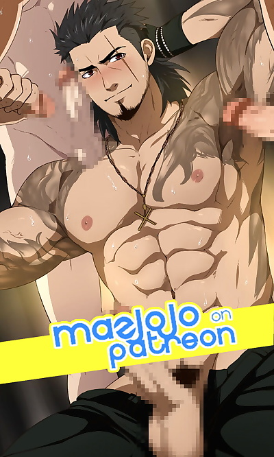 Mazjojo – Patreon 2016..