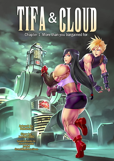 Tifa increased off out of..